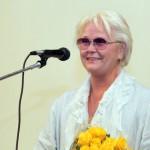 Заслуженная артистка РФ Людмила Гаврилова