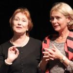 Заслуженные артистки РФ Татьяна Кречетова и Анна Исайкина
