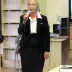 Заслуженная артистка РСФСР Наталья Кислицына