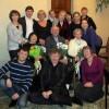 С участниками вечера, посвящённого 100-летию Камерного театра в Центральном доме актёра имени А.А. Яблочкиной. 2014 год