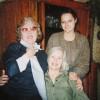 В гостях у Галины Водяницкой. Начало 2000-х.