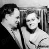 С супругой Изольдой Кузнецовой